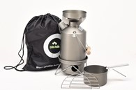 1.0 Litre Anodized Ghillie Irish Camping Kettle and Cooking Set