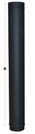 100mm Diameter Flue Various Lengths