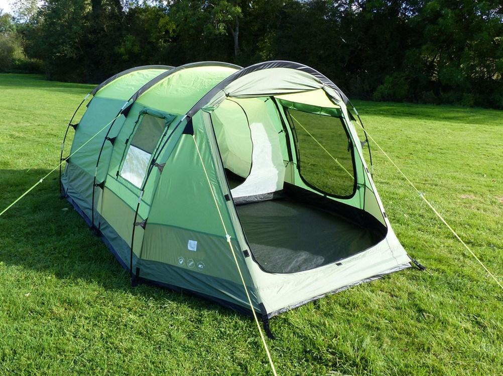 Green 2 Berth Tent