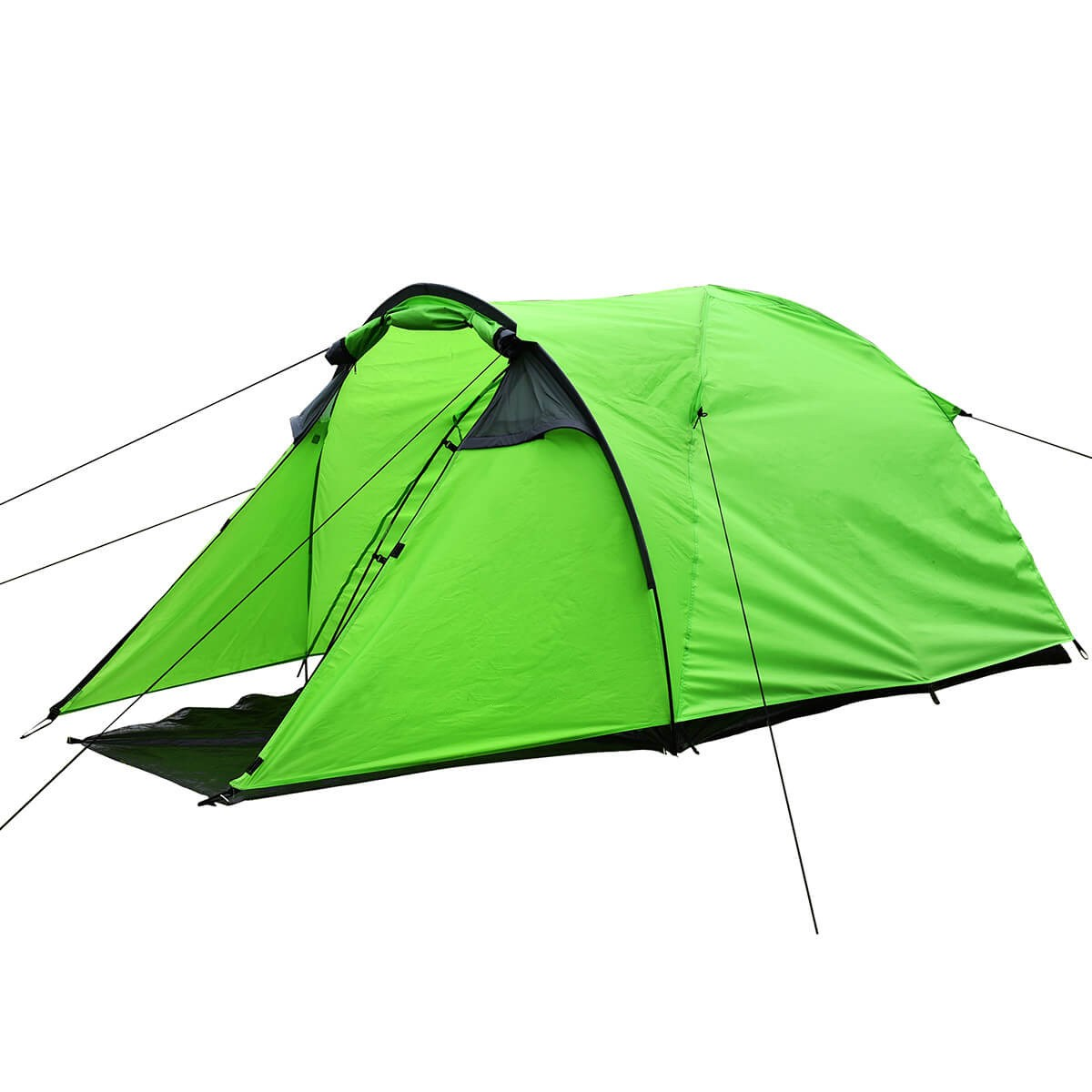 2 Man Tent with Awning