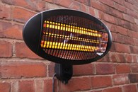 2000W Wall Mounted Garden Heater