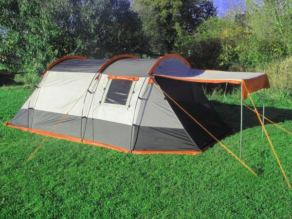 3 Berth Small Family Tent