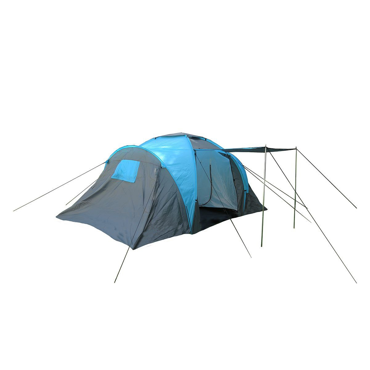 4 Berth Tent with Awning