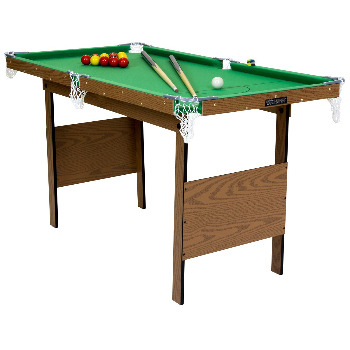4ft Junior Snooker and Pool Table