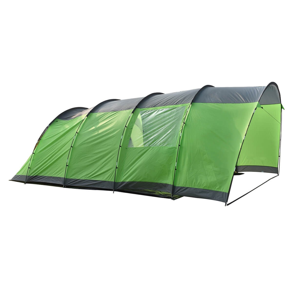 6 Berth Family Tunnel Tent