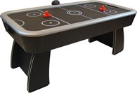 6' Air Hockey Table with Electronic Scorer