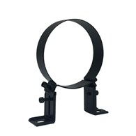 80mm Flue Adjustable Wall Bracket