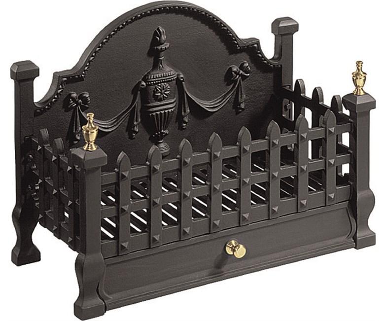 Ornate Fire Basket