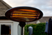 Adjustable Height Standing Patio Heater