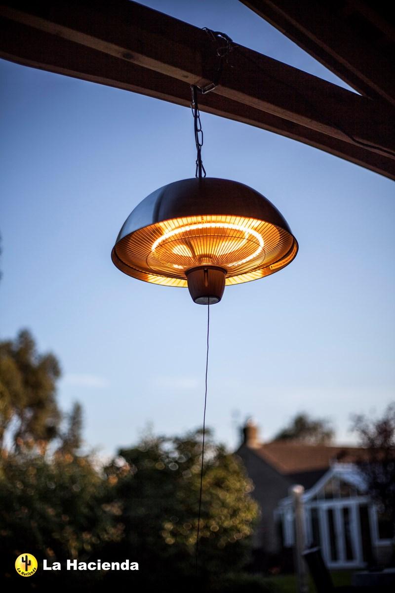 Aluminium Patio Heater Hanging Patio Heater Heat Lamp ...