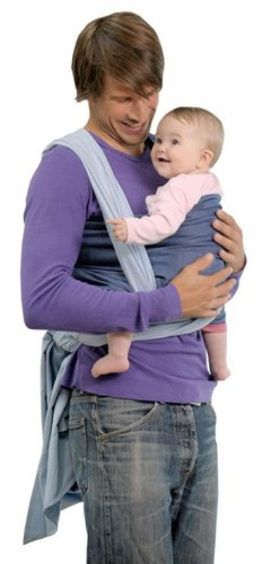 Amazonas Baby Carry Sling Boy 450 cm