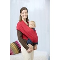 Amazonas Carry Sling Carry Baby Red
