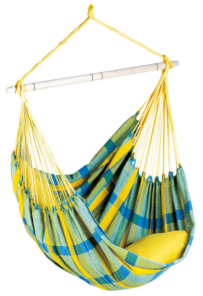 Amazonas Brasil Lemon Outdoor Hanging Chair