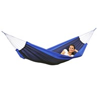 Amazonas Silk Travel Hammock Ocean Blue