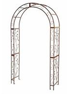 Antique Style Garden Arch Rusty Pergolas