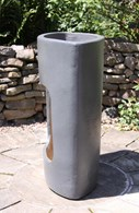 Art Clay Chimenea Garden Sculpture