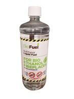 Bio Ethanol Fuel 1 Litre 4 Bottles