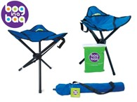 Boginabag Portable Camping and Fesitval Toilet and Portable Chair