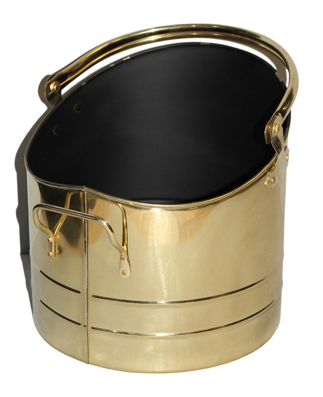 Brass Coal Bucket Various Sizes