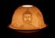 Buddha Tea Light LED