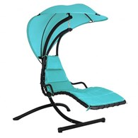 Canopy Swing Garden Chair Various Colours