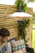 Carbon Fibre Electric Outdoor Hanging Heater
