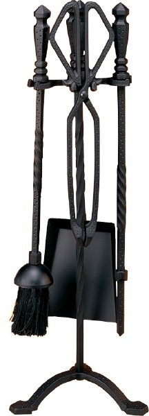 Cast Companion Set Fireside Tools
