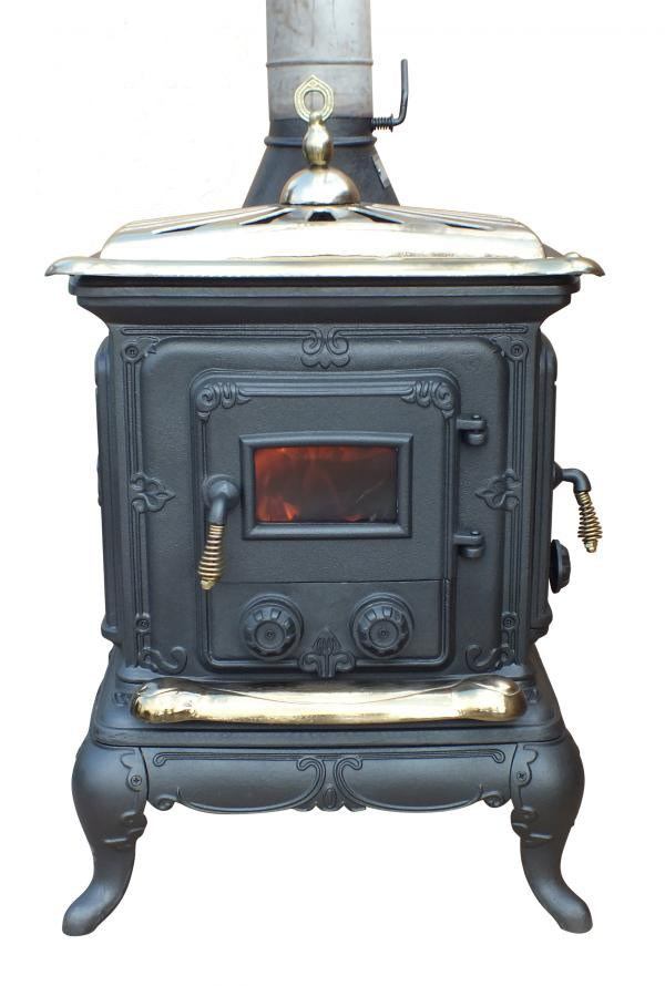cast iron stove cast iron multi fuel stove traditional. Black Bedroom Furniture Sets. Home Design Ideas