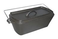 Cast Iron Stock Pot Dutch Oven Loaf Tin