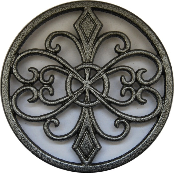 Cast Iron Trivet Work Top Saver