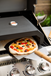 Charcoal or Gas BBQ Pizza Oven Attachment