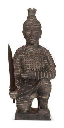 Chinese Army Statue Terracotta Army Style