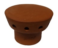 Clay Chimney Spigot Vent 2 Sizes