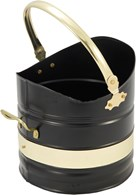 Coal Bucket with Handle in Various Colours
