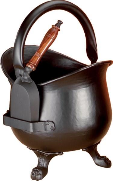 Coal Bucket with Shovel Set