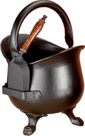 Coal Bucket with Shovel Set