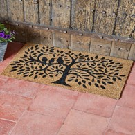 Coir Birds Door Mat