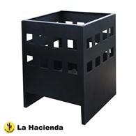 Contemporary Fire Basket Garden Incinerator