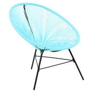 Contemporary Garden Chair Various Colours