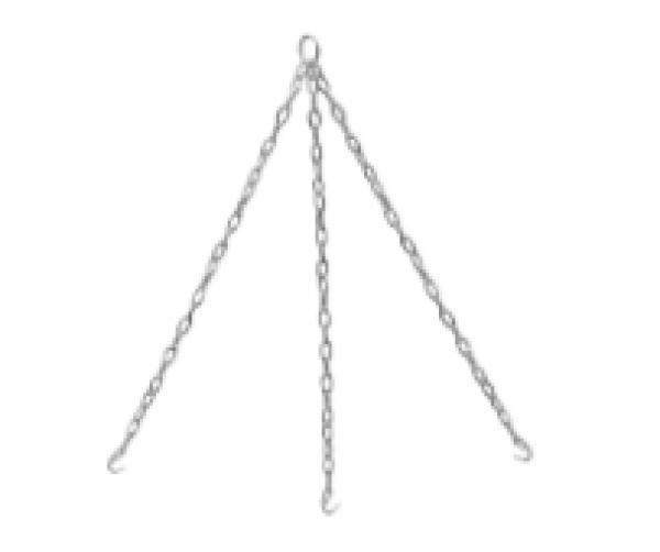 Cooking Chains for Use with Cooking Tripods