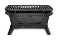 Deluxe Cast Iron Barbecue