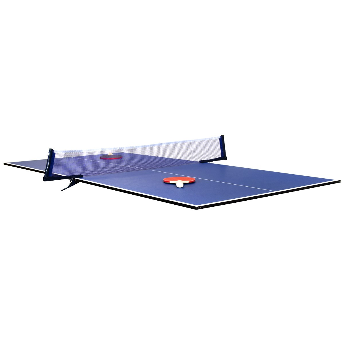 Detachable Table Tennis Top and Accessories 6ft