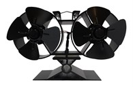Eco Friendly Double Fan Stove Fan
