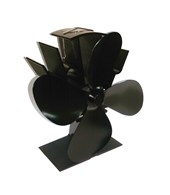 Deluxe Stove Fan Four Blade