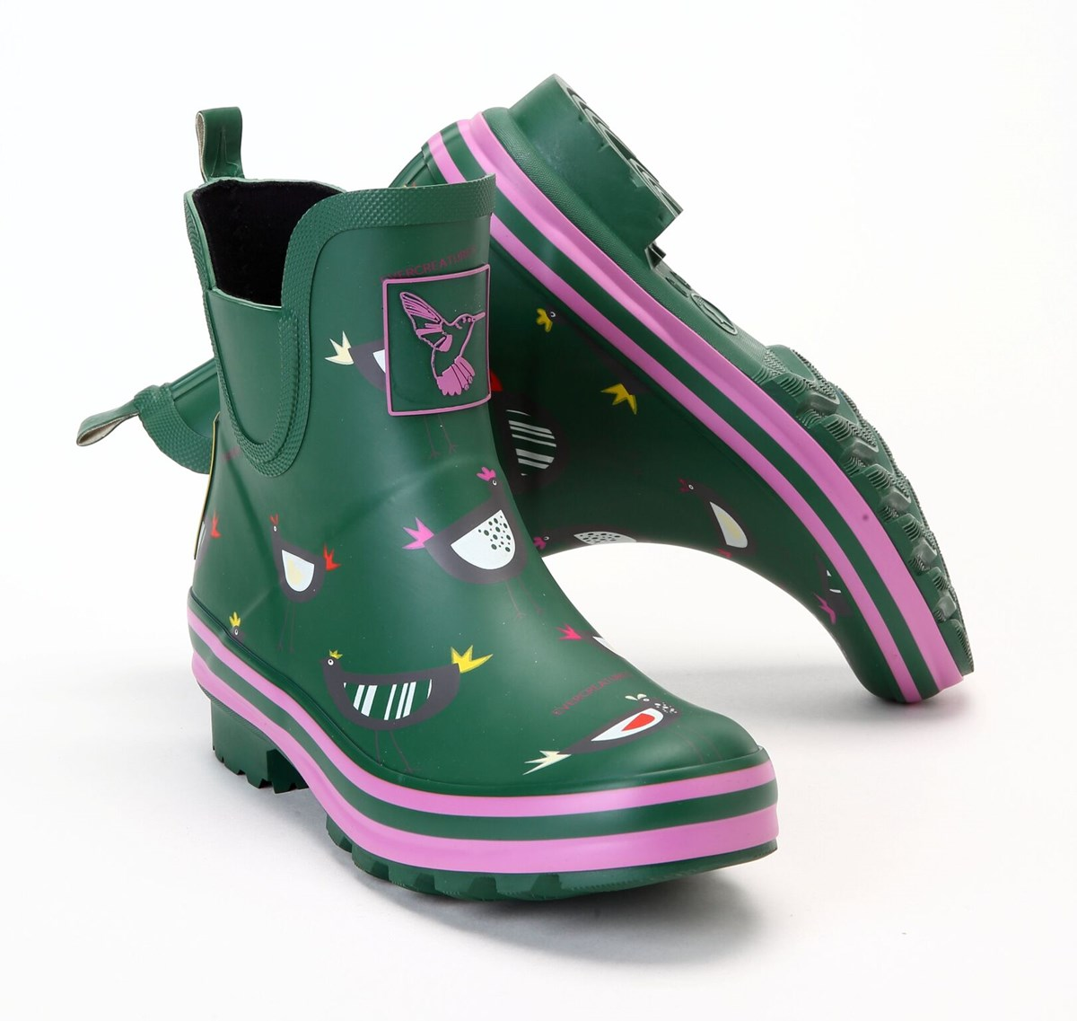 Evercreatures Chicken Ankle Wellies