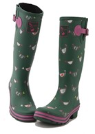 Evercreatures Chicken Ladies Wellies