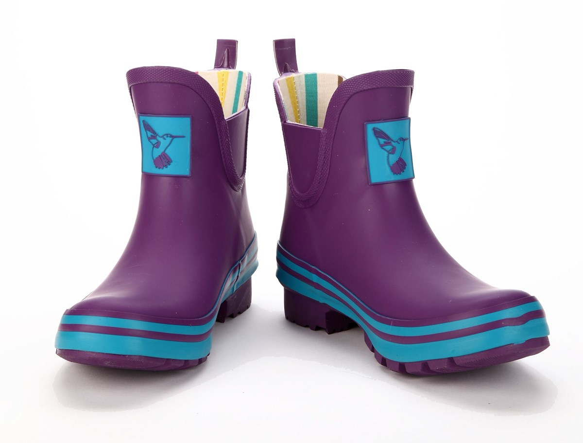 evercreatures ankle wellies welly boots rubber festival wellington boots ebay