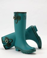 Evercreatures Forest Wellies Long Festival Ladies Wellingtons