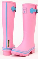 Evercreatures Pastel Pastures Pink Ladies Wellies