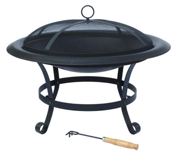 Extra Large Steel Fire Pit 74cm Diameter